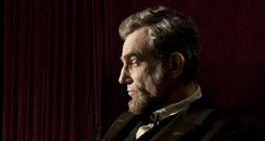 Daniel Day-Lewis portraying Abraham Lincoln in the