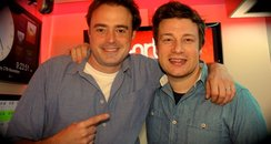 Jamie Oliver on Heart Breakfast