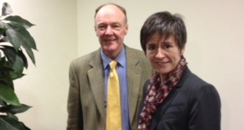 Gloucestershire's Chief Constable and PCC