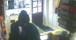 St Neots Robbery CCTV