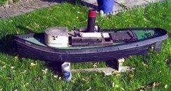 Model Boat Stolen - St Albans