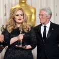 Adele At The Oscars 2013