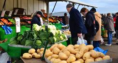 Wellesbourne market