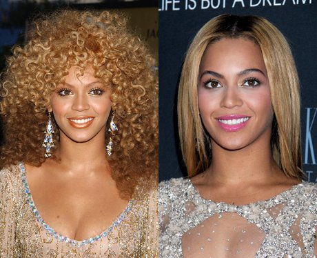 Celebrities' Hair: Perms And Curls