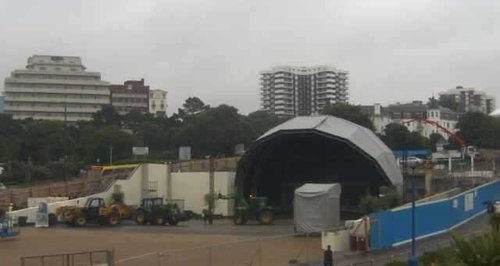 Bournemouth's Open-Air Entertainment Venue