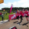 Exeter Race For Life- The Finish Line