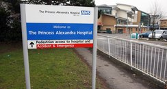 Princess Alexandra Hospital, Harlow