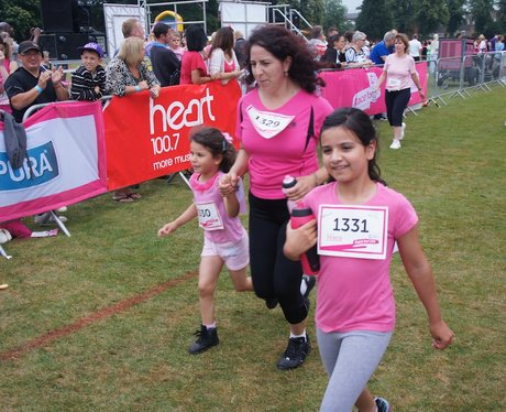 Rugby Race For Life - During The Race 4