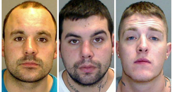 Norwich Burglary Gang