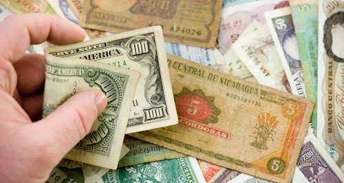 co op travel foreign currency rates