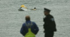 Shetland helicopter Super Puma crash