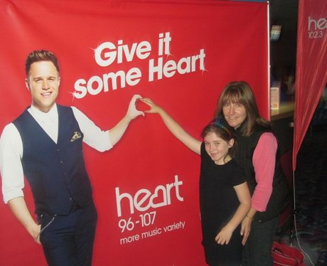 Heart Angels: Give it Some Heart Bowlplex, Gunwhar