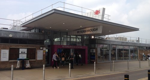 Peterborough Train Station