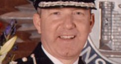 Suffolk Police Chief Constable Douglas Paxton