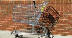 Empty Trolley