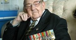 Frederick Leach War Veteran Teesside