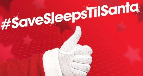 Save Sleeps 'Til Santa Facebook