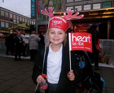 Heart Angels: Pride in Bedford Awards (28th Novemb