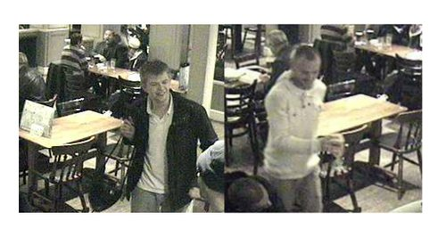 Watford Pub Assault