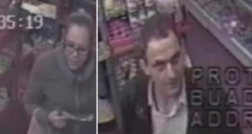 Poppy tin theft Poole CCTV