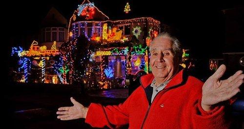 Dave Edwards Mr Christmas