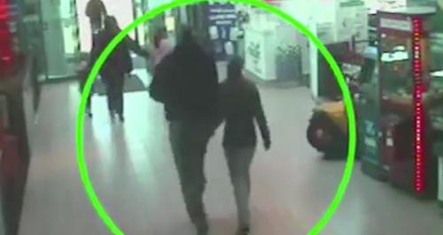Joanna Dennehy Service Station CCTV