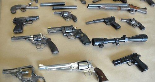 Southampton gun seizure
