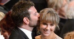 Bradley Cooper kisses Suki Waterhouse