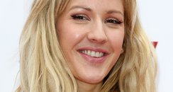 Ellie Goulding in natural makeup