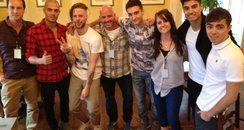 The Wanted with Tom, Nic and Jack