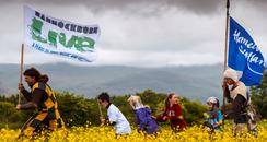 Visit Scotland Bannockburn Live