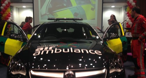 Essex and Herts Air Ambulance Response Cars