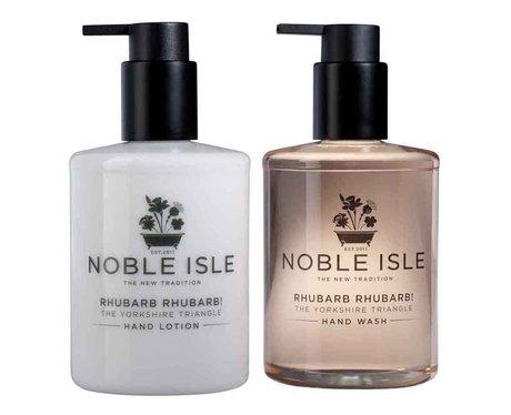Noble Isle Rhubarb Rhubarb Hand Set