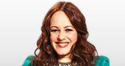 Sarah Cawood official presenter shot