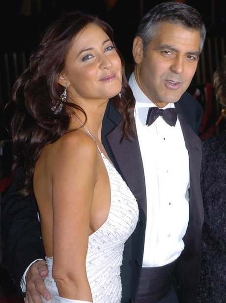 George clooney s love life in pictures george clooney heart radio