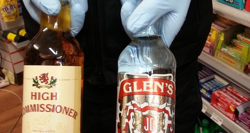 Ipswich alcohol raid