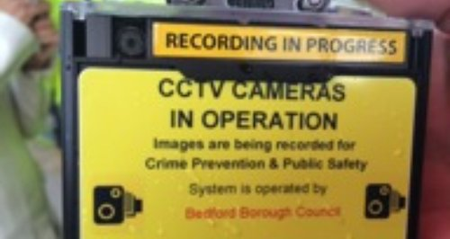 Video Cameras On Lollypop Men & Women