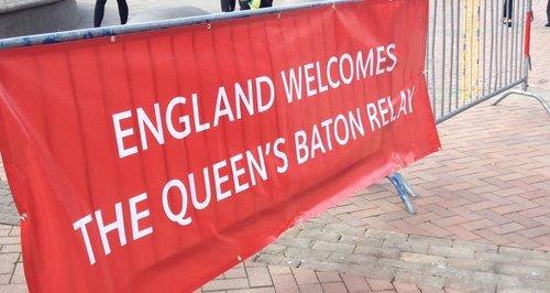 Queen's Baton Relay Birmingham