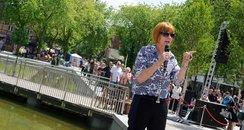 Mary Portas - Watford Big Events 1