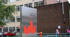 Bedfordshire University Luton campus