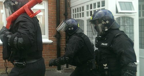 Boscombe drug raids