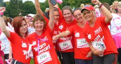 Heart Angels: Maidstone Race For Life 5k - Pre-Rac