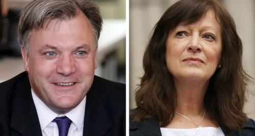 Ed Balls and Sharon Shoesmith