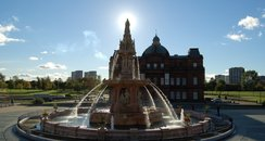 Glasgow concert venues