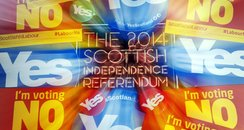 Independence referendum Yes No