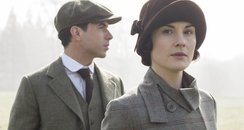 Lord Gillingham, Lady Mary Crawley