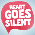 Heart Goes SIlent To Make Some Noise