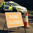 Light Aircraft Crash - Road Closed, Barford