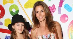 Cindy Crawford and daughter Kaia Crawford