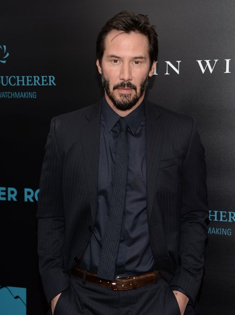 Keanu Reeves - John Wick Screening